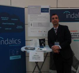 Indalics Jornada de Cooperación Empresarial PITA Almería
