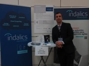 Indalics participó en II Jornada de Cooperación Empresarial del PITA en Almería