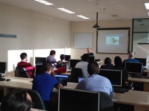conferencia evidencias digitales malaga