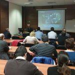 Conferencia sobre peritaje informático en Almería