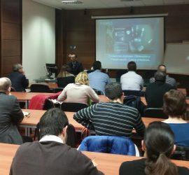 conferencia peritaje informatico almeria