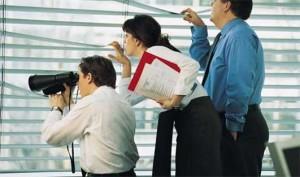 Supervisar a los empleados o espiarlos