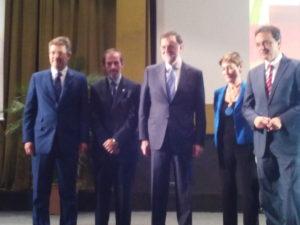 Mariano Rajoy en el 12º Congreso de la Abogacía