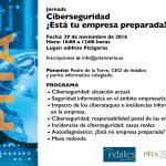 Pedro De La Torre ha impartido jornada de ciberseguridad en el PITA